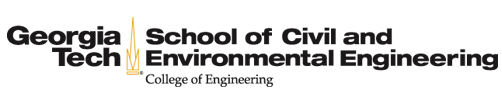 Georgia Institute of Technology School of Civil and Environmental Engineering