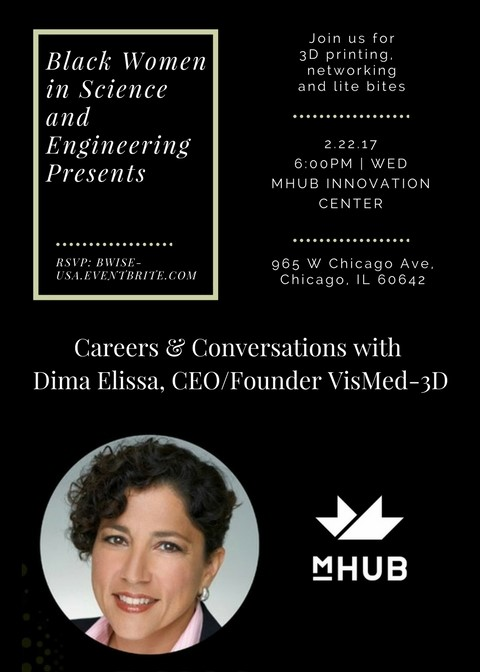 BWISE- Black Women in Science and Engineering Presents: Careers & Conversations @ Chicago   Illinois   United States