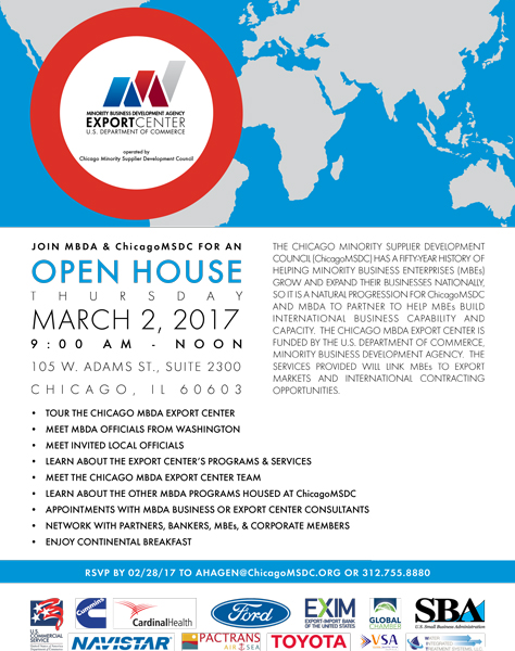 MBDA and Partners Host Special Upcoming Events! - Black EOE
