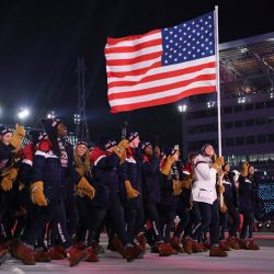 team usa at the 2018 winter olympics