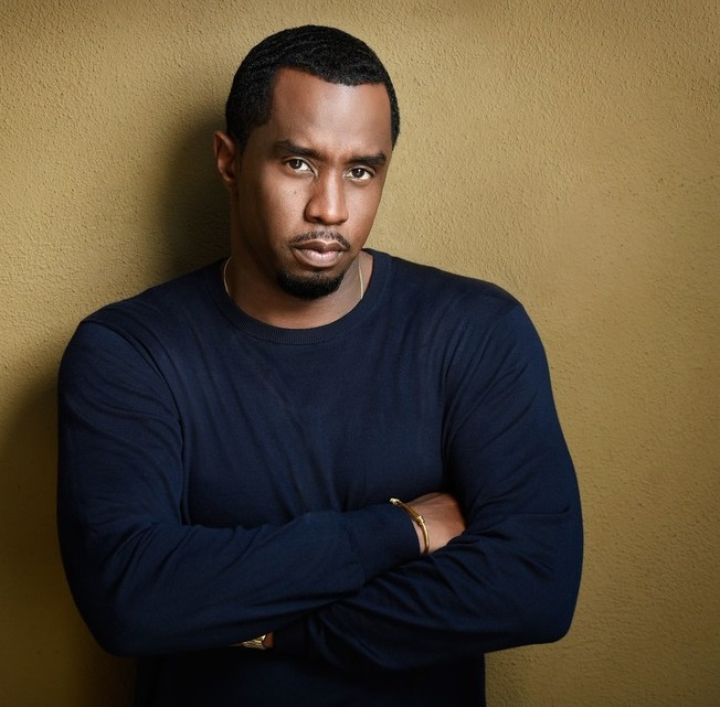 "Sean Combs ""Diddy"" headshot"