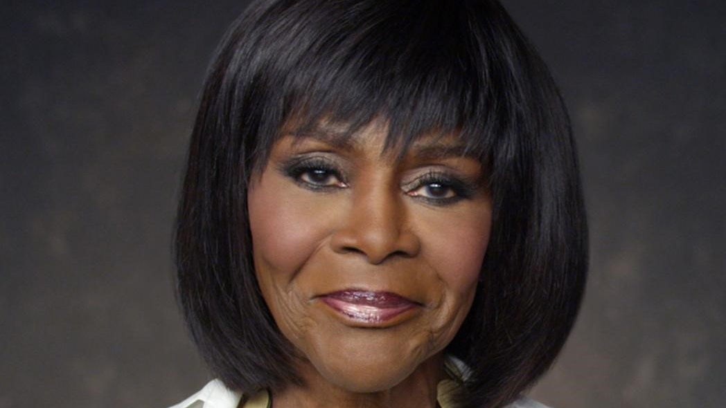 Cicely Tyson close up with her smiling