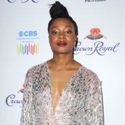 """Director Nia DaCosta, here in 2020, has made history with the success of her film """"Candyman."""""""