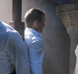 The Rock, Ryan Reynolds and Gal Dot together in promo picture for Netflix movie Red Notice