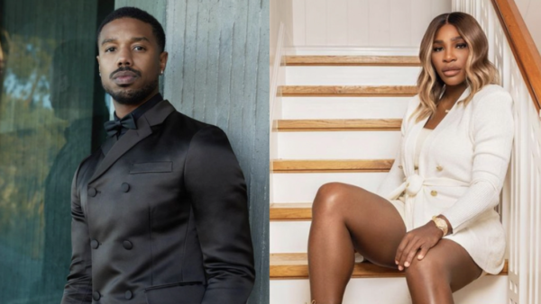 Michael B. Jordan and Serena Williams want to give HBCU students or alums some coins for their businesses.
